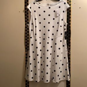 NEW YORK AND CO DRESS, SIZE X-LARGE